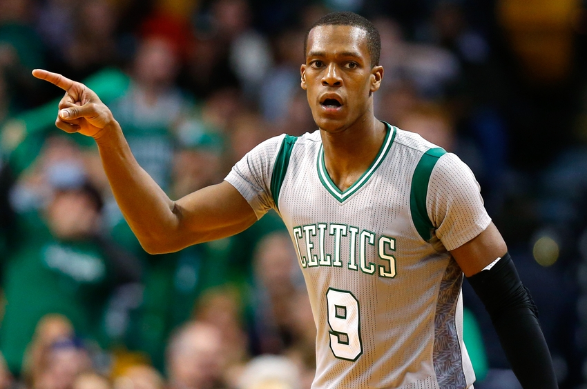 Is Rajon Rondo The Best Point Guard For The Future Celtics?