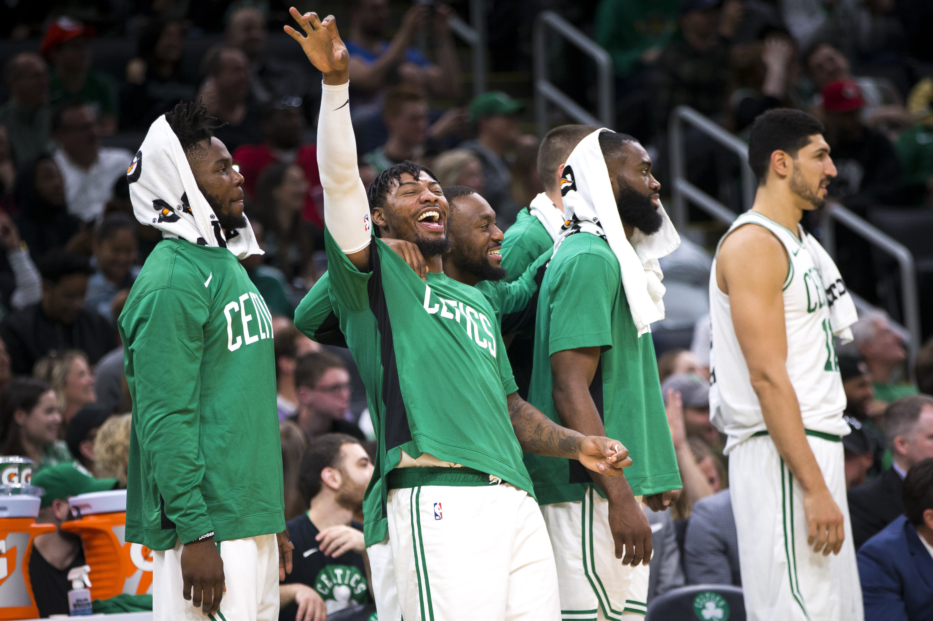 Boston Celtics: how high is the bar in 2019-20 based off ...