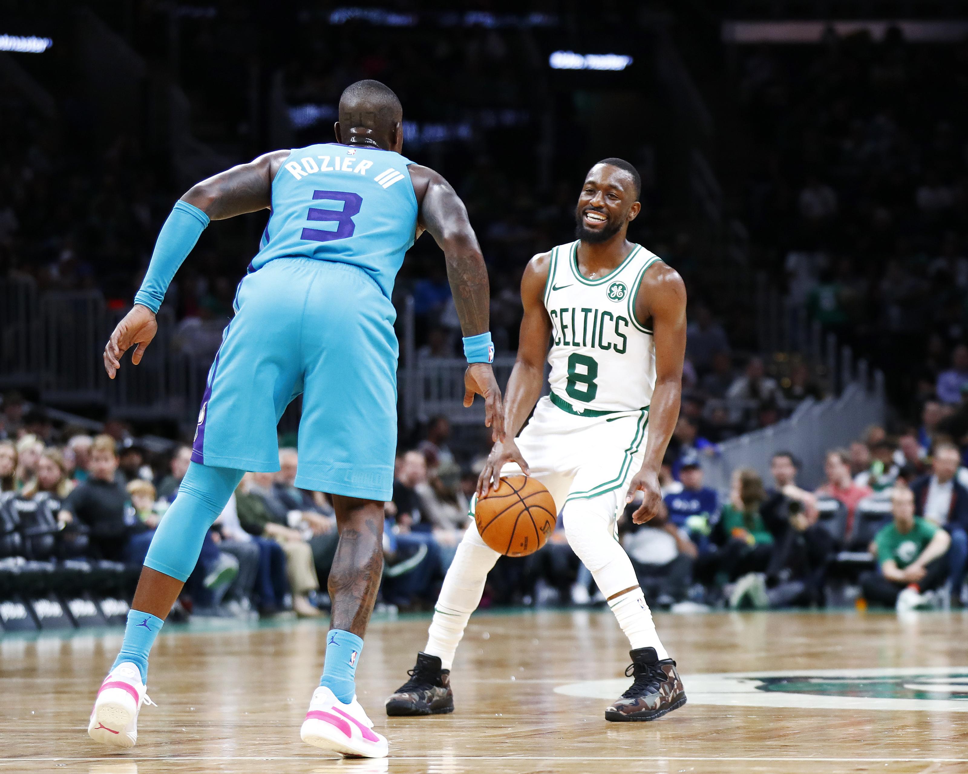 Is Boston Celtics Star Kemba Walker The Nicest Dude In The Nba