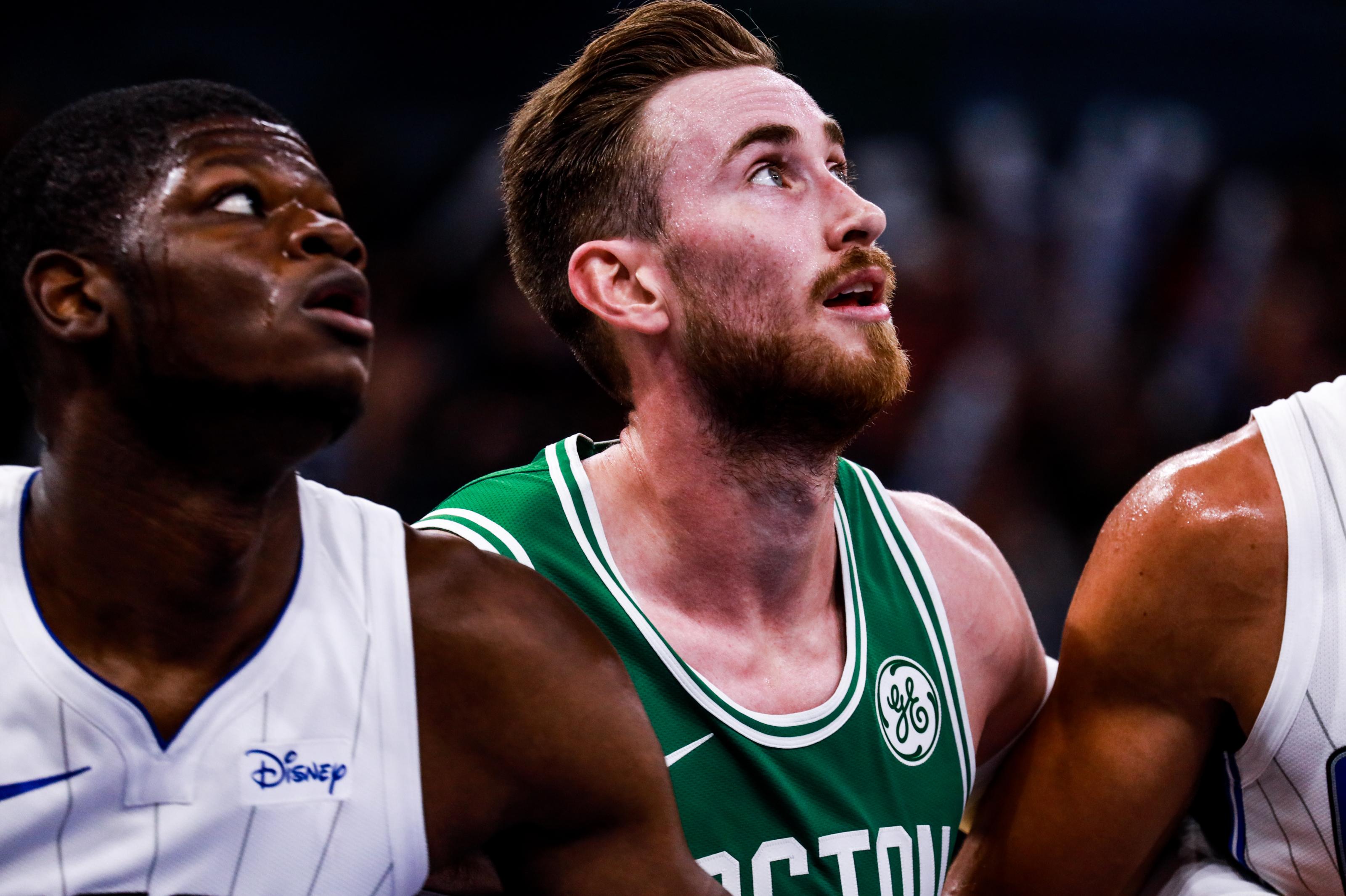 Boston Celtics: 2 trades C's should consider involving Gordon Hayward