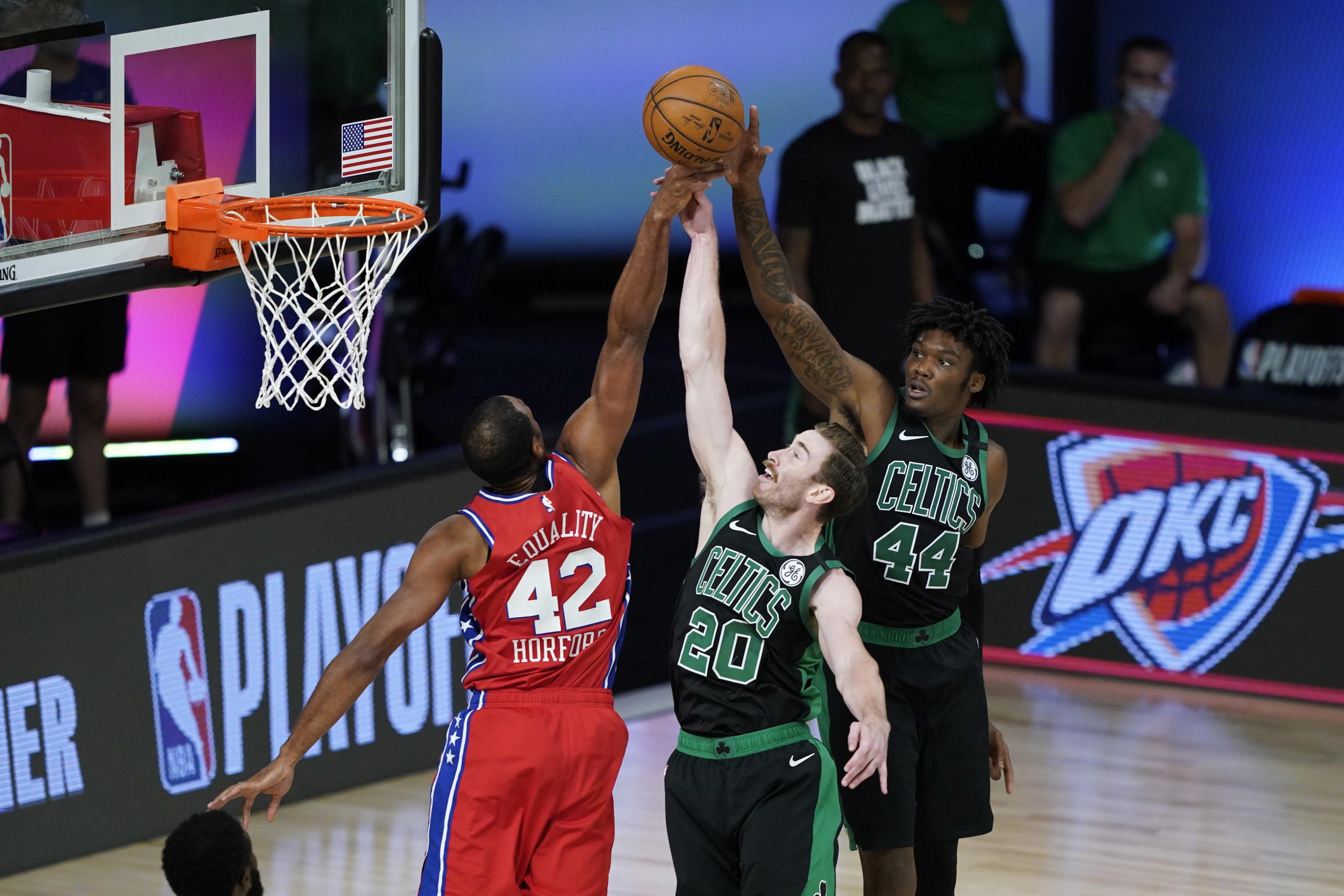 Boston Celtics 2 Offseason Gordon Hayward Trades