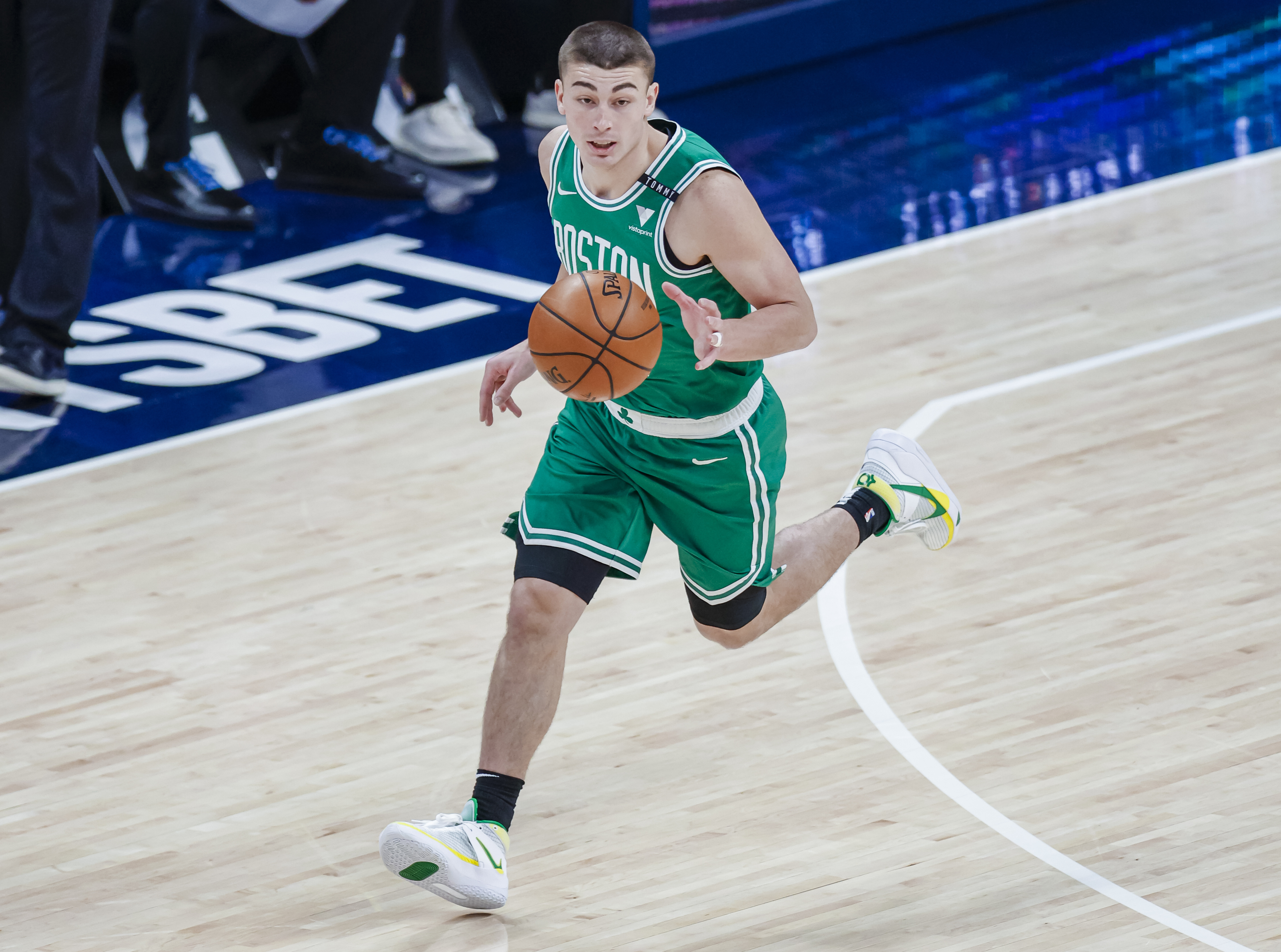 Boston Celtics: Pros and cons of Payton Pritchard earning a starting role