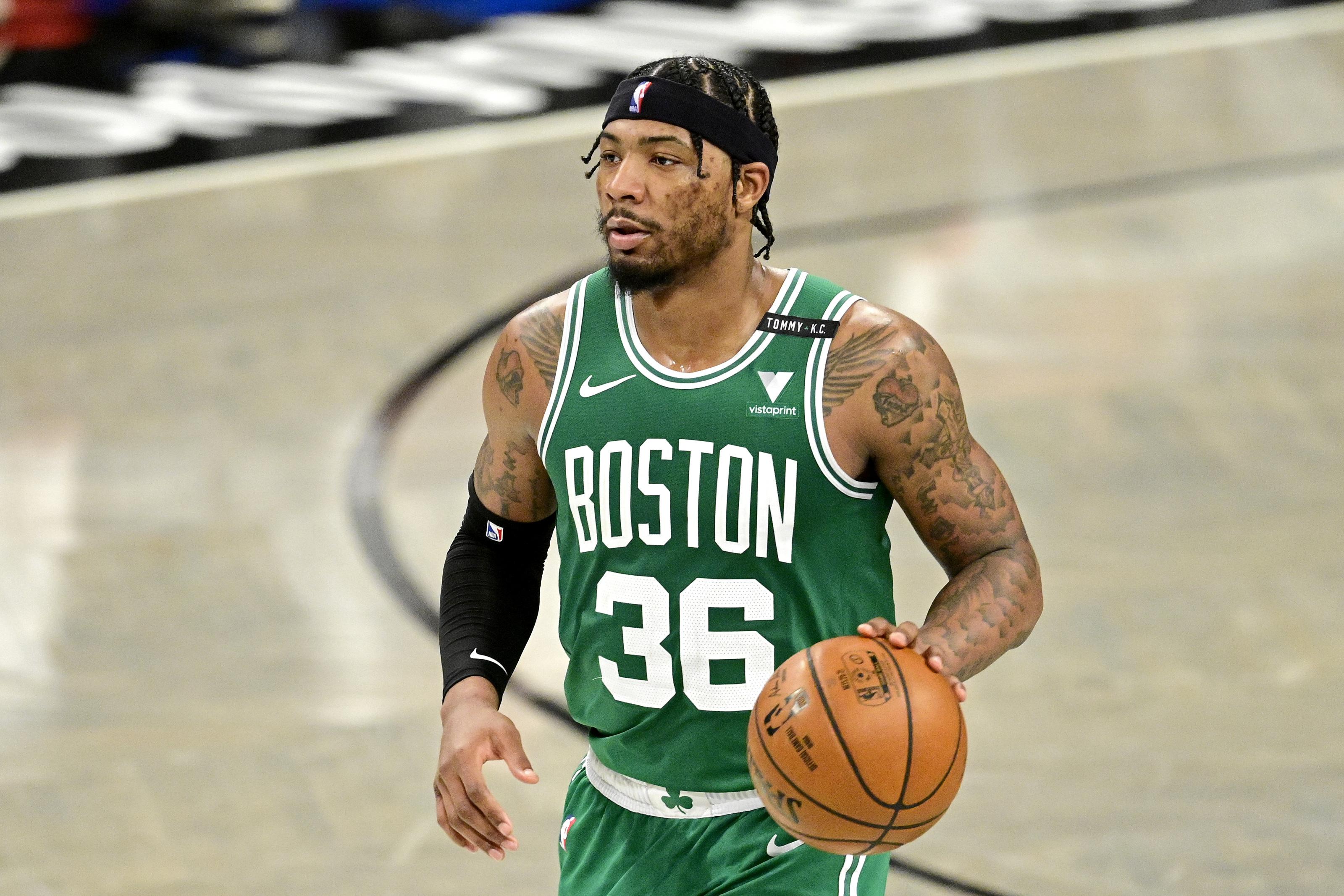Boston Celtics: Marcus Smart ranked as best trade asset for Cs