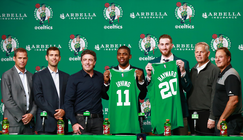 Boston Celtics: Top 10 Story Lines of the Season