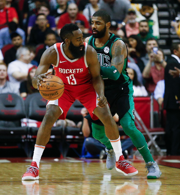 Houston Rockets Record 2018: Boston Celtics Vs Houston Rockets The Rivalry The NBA Needs