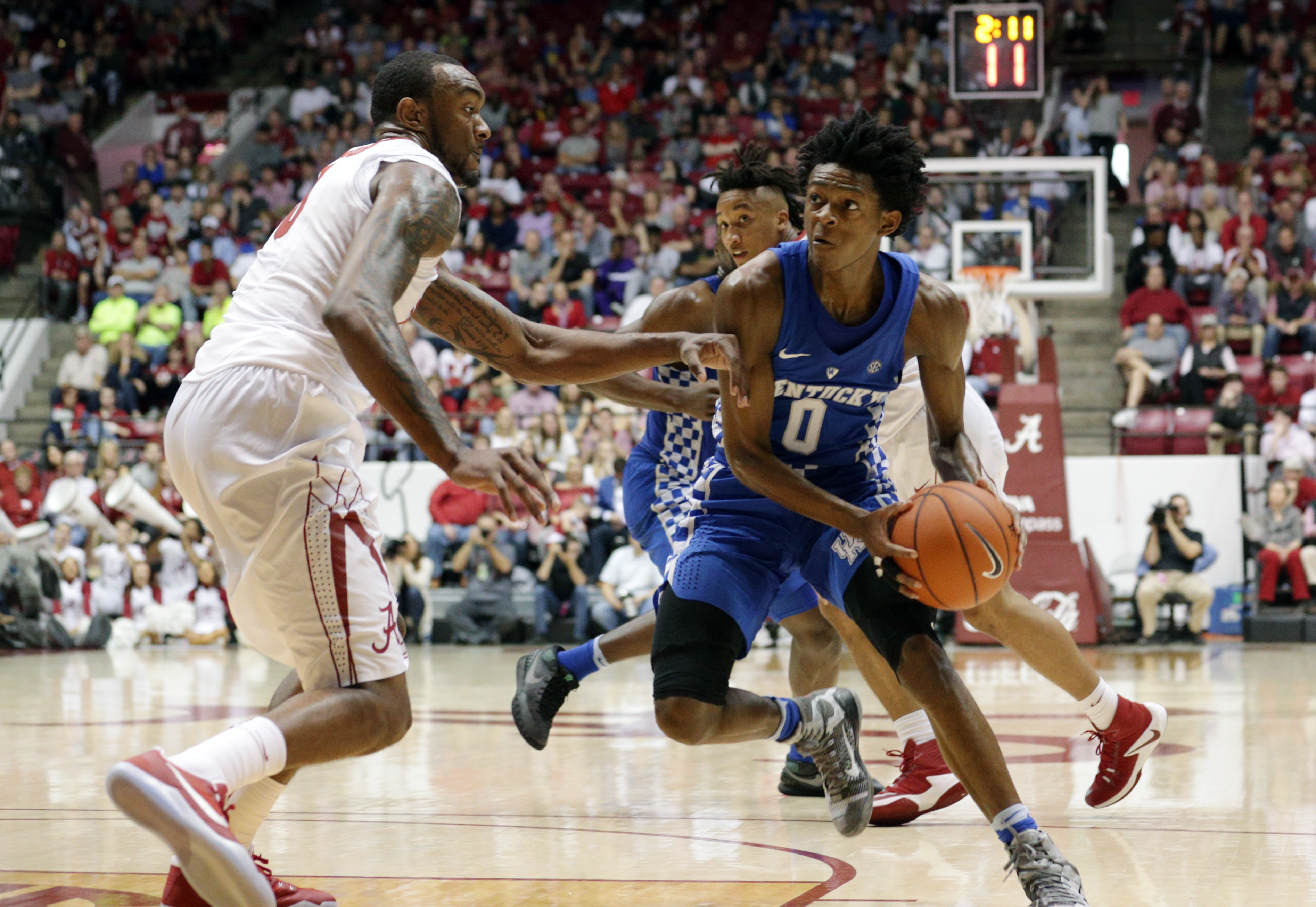 Kentucky Basketball Top 5 Point Guards Of The John: HH Draft Rankings: Top 5 Point Guards