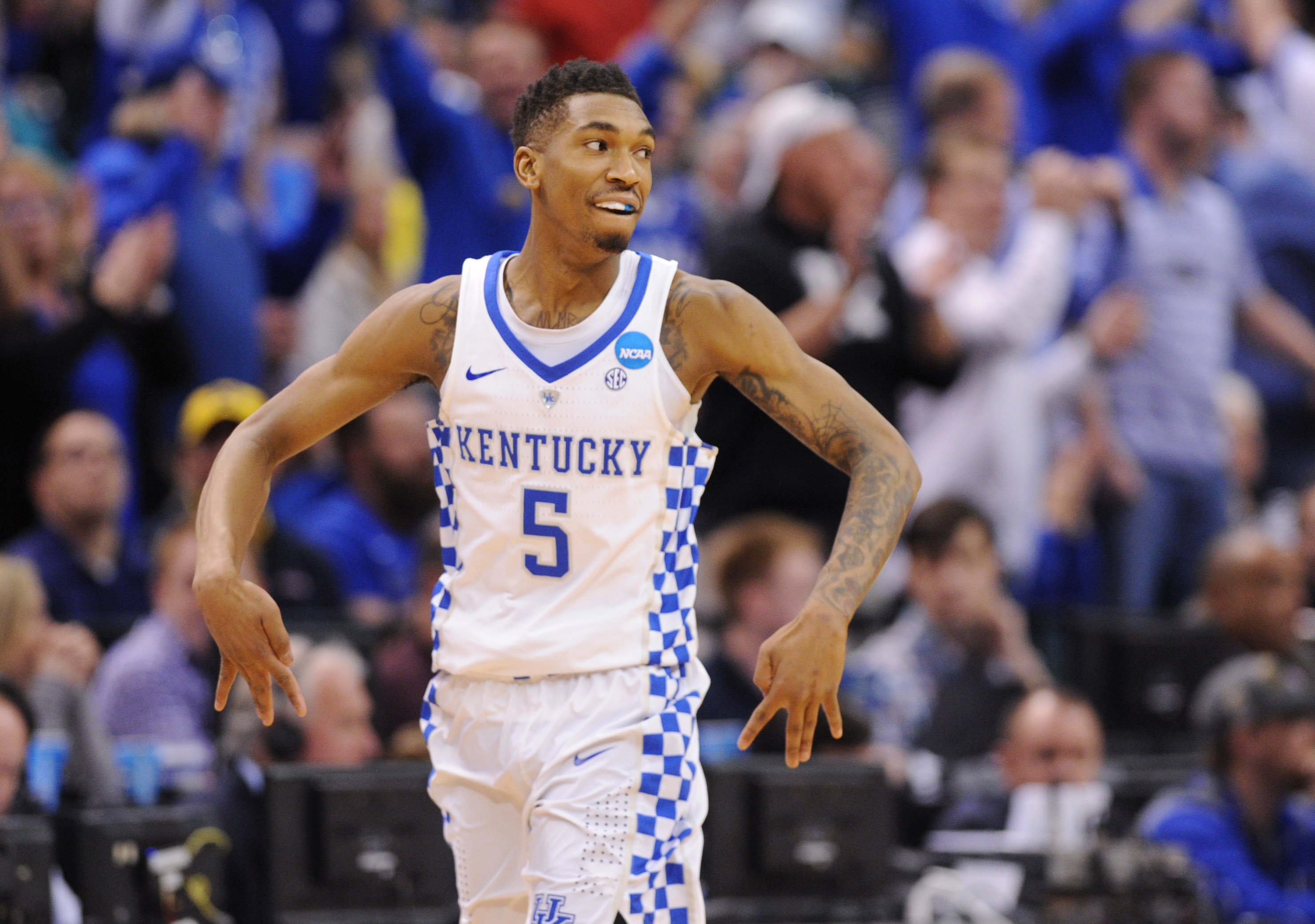 Uk Basketball: Top Ten Upside Players In The NBA Draft