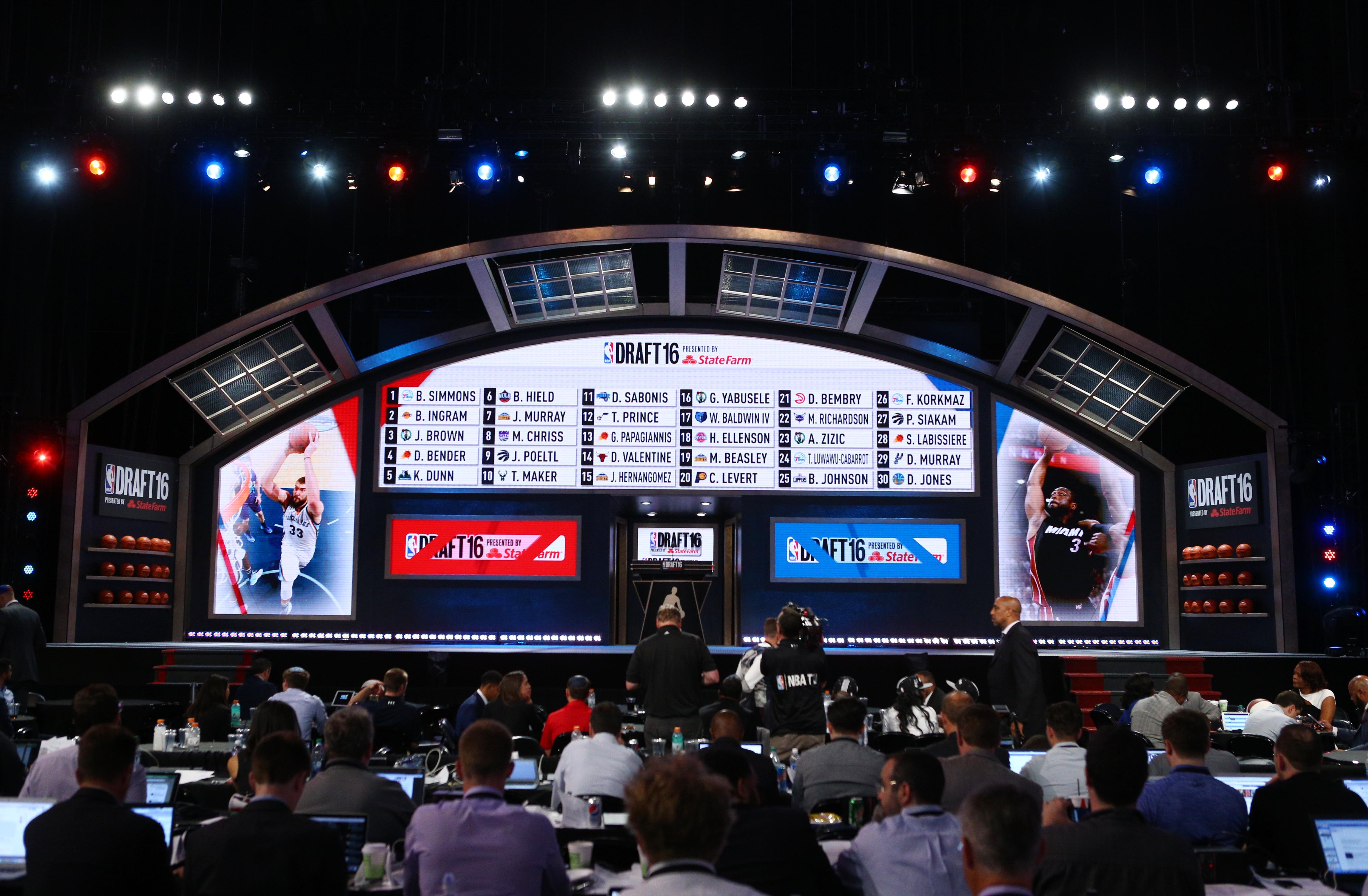 has trading the overall in the nba draft fared